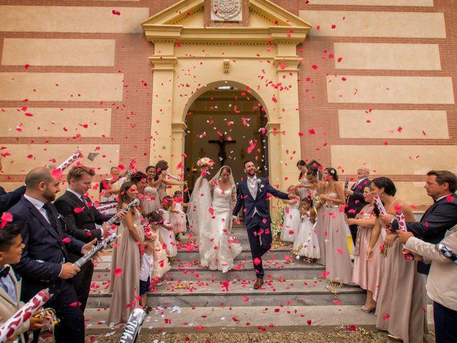 La boda de Rafael y Jessica en Motril, Granada 13