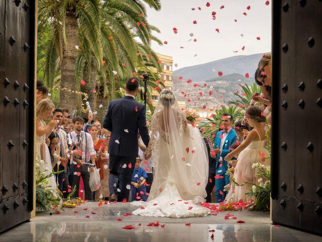 La boda de Rafael y Jessica en Motril, Granada 14