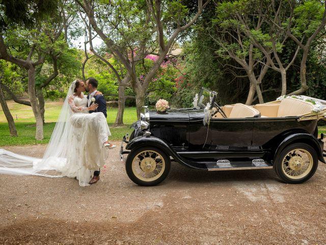La boda de Rafael y Jessica en Motril, Granada 16