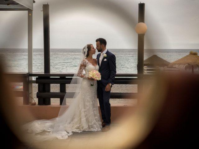 La boda de Rafael y Jessica en Motril, Granada 18