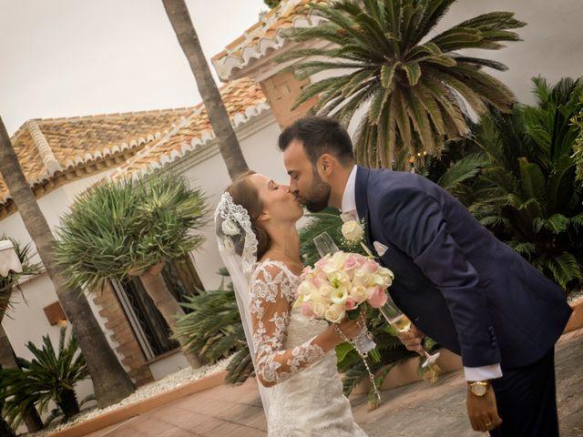 La boda de Rafael y Jessica en Motril, Granada 20