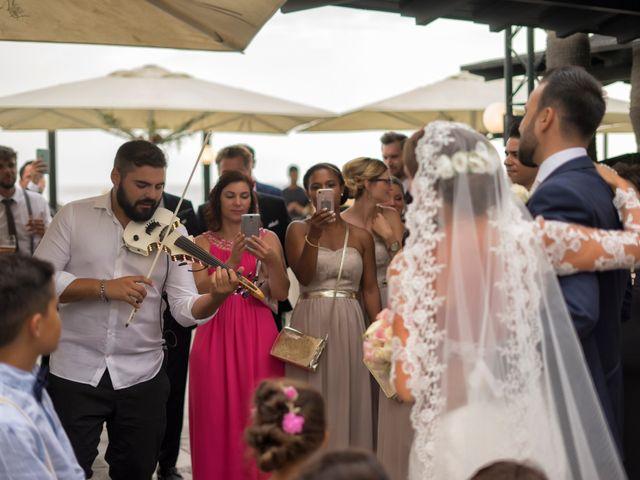 La boda de Rafael y Jessica en Motril, Granada 21