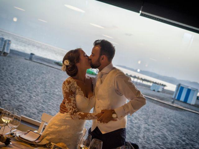 La boda de Rafael y Jessica en Motril, Granada 24