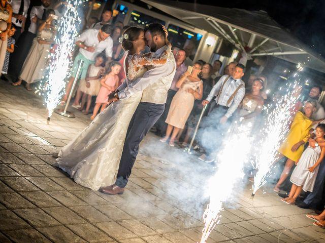 La boda de Rafael y Jessica en Motril, Granada 29