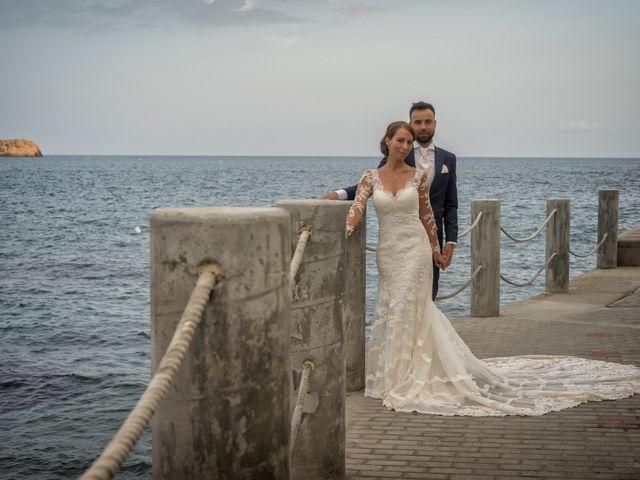 La boda de Rafael y Jessica en Motril, Granada 32