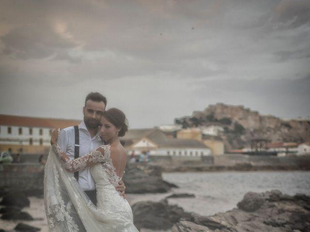 La boda de Rafael y Jessica en Motril, Granada 33