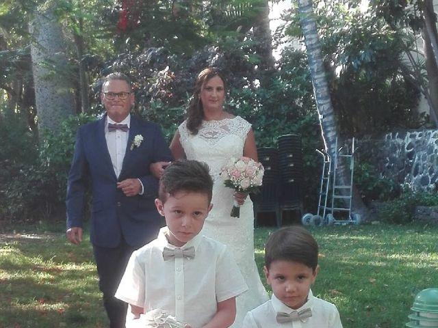 La boda de Emilio y Vanessa en Agaete, Las Palmas 7