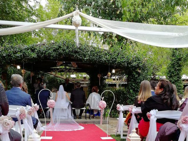 La boda de Cristina y Edu  en Aldea Del Fresno, Madrid 1