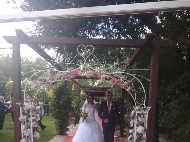 La boda de Cristina y Edu  en Aldea Del Fresno, Madrid 4