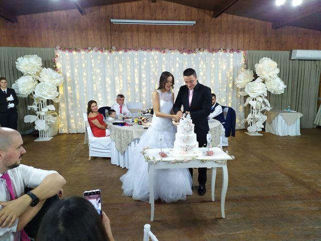 La boda de Cristina y Edu  en Aldea Del Fresno, Madrid 5