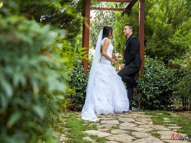 La boda de Cristina y Edu  en Aldea Del Fresno, Madrid 7