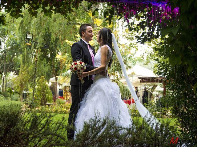 La boda de Cristina y Edu  en Aldea Del Fresno, Madrid 8