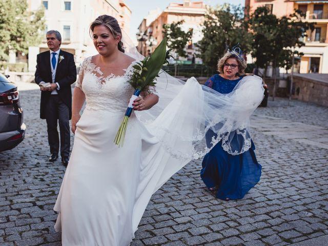 La boda de Diego y Marta en Segovia, Segovia 35