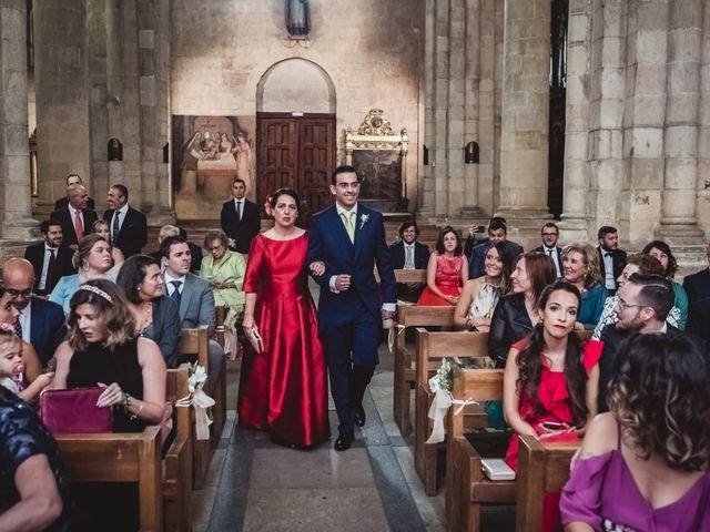La boda de Diego y Marta en Segovia, Segovia 36