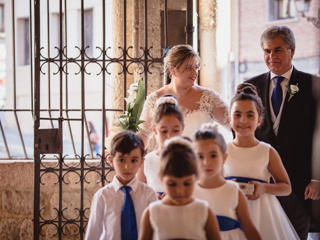 La boda de Diego y Marta en Segovia, Segovia 38