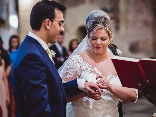 La boda de Diego y Marta en Segovia, Segovia 45