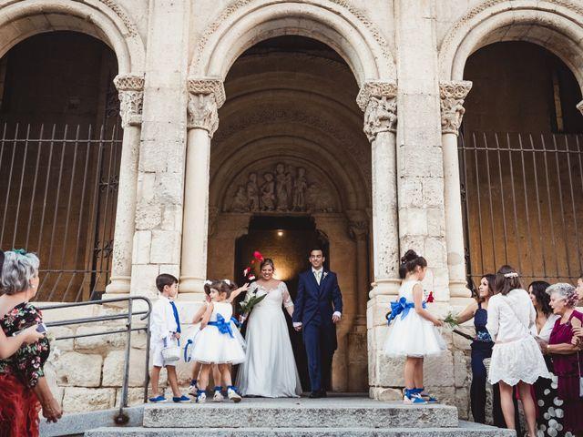 La boda de Diego y Marta en Segovia, Segovia 55