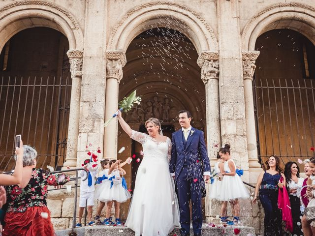 La boda de Diego y Marta en Segovia, Segovia 57