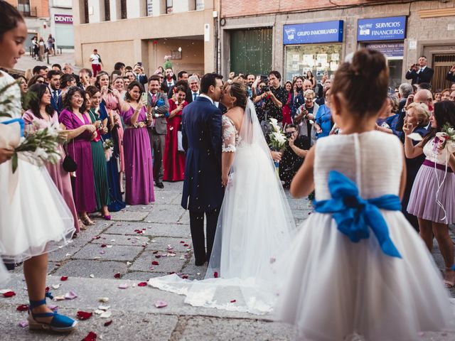 La boda de Diego y Marta en Segovia, Segovia 58