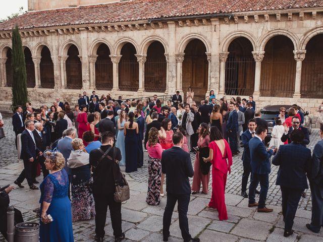 La boda de Diego y Marta en Segovia, Segovia 64