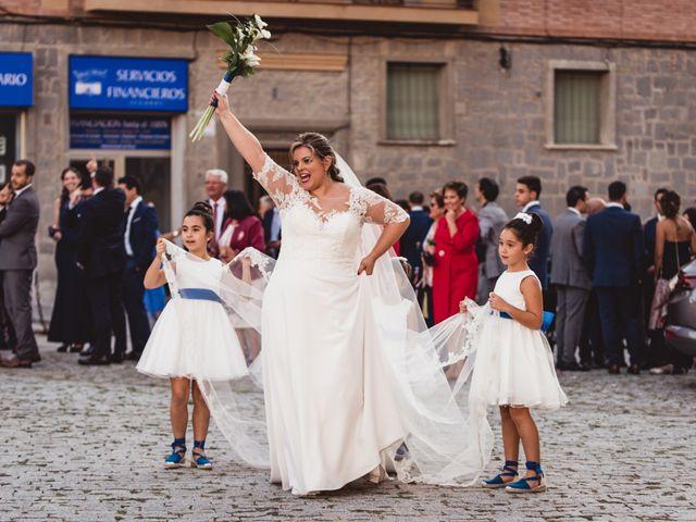 La boda de Diego y Marta en Segovia, Segovia 65