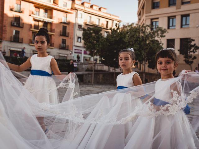 La boda de Diego y Marta en Segovia, Segovia 66