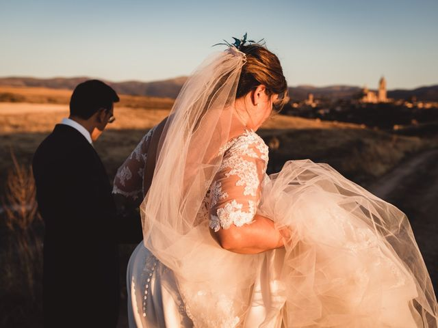 La boda de Diego y Marta en Segovia, Segovia 74