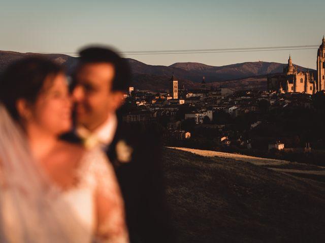 La boda de Diego y Marta en Segovia, Segovia 76