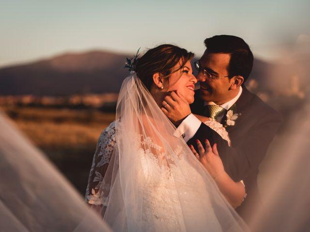 La boda de Diego y Marta en Segovia, Segovia 77