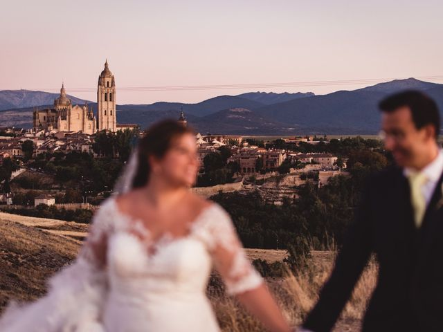 La boda de Diego y Marta en Segovia, Segovia 82