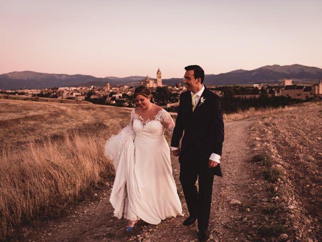 La boda de Diego y Marta en Segovia, Segovia 83