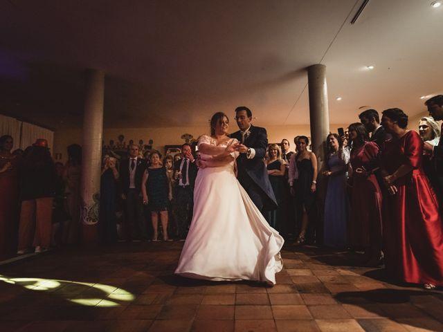 La boda de Diego y Marta en Segovia, Segovia 105