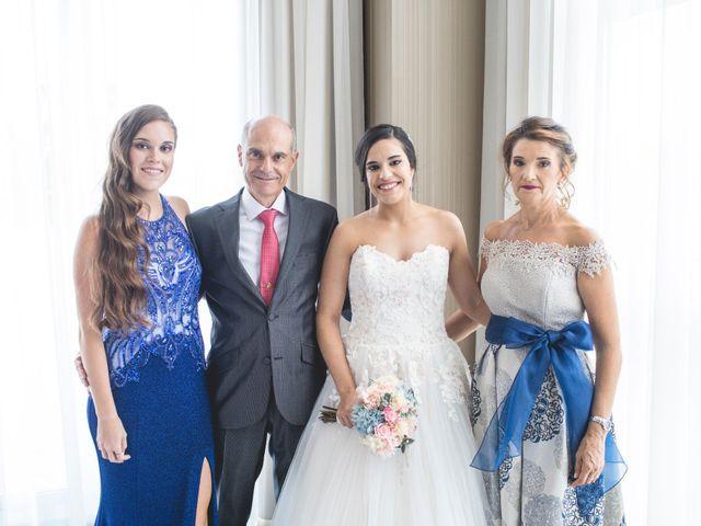 La boda de Alba y Borja en Algete, Madrid 4