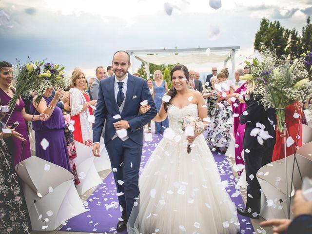 La boda de Borja y Alba