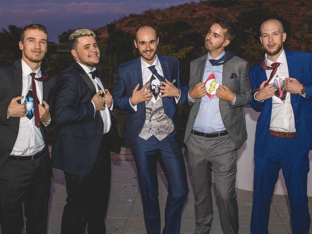 La boda de Alba y Borja en Algete, Madrid 10