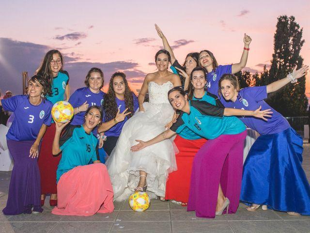 La boda de Alba y Borja en Algete, Madrid 11