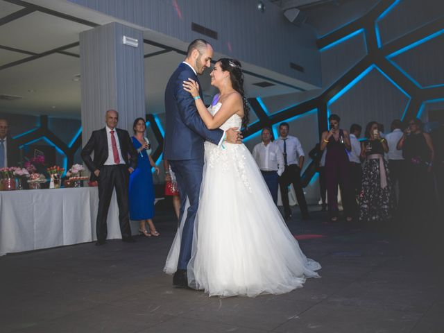 La boda de Alba y Borja en Algete, Madrid 12