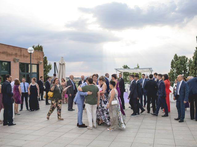 La boda de Alba y Borja en Algete, Madrid 6
