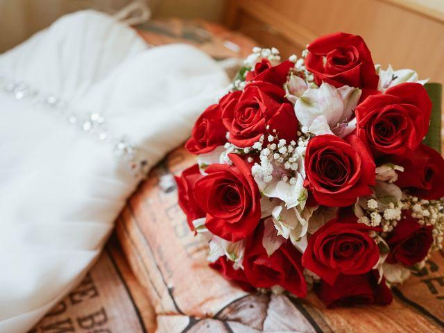La boda de Jonathan y Rocío en Navalcarnero, Madrid 2