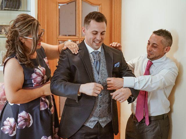 La boda de Jonathan y Rocío en Navalcarnero, Madrid 15