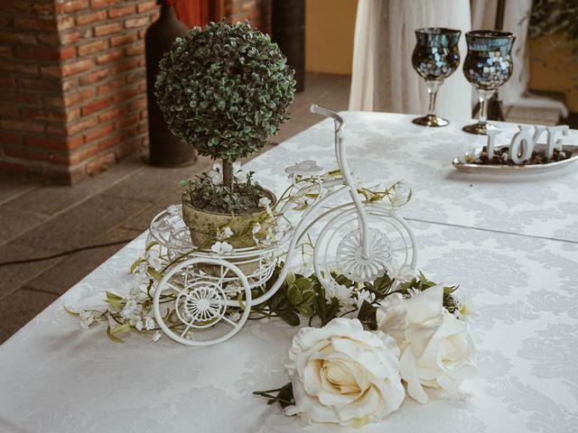 La boda de Jonathan y Rocío en Navalcarnero, Madrid 17
