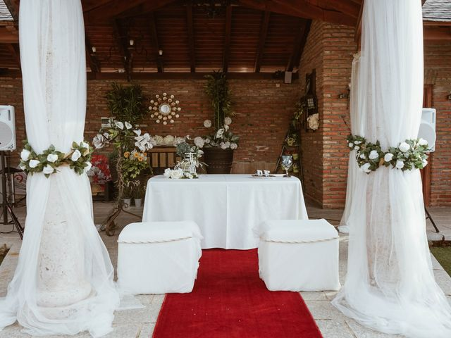 La boda de Jonathan y Rocío en Navalcarnero, Madrid 18