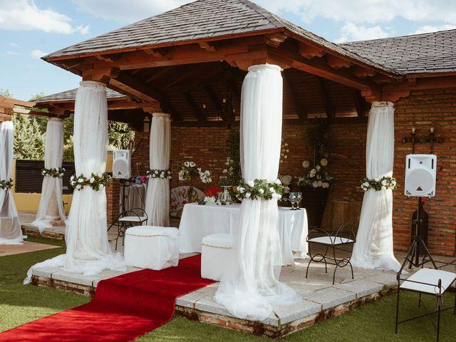 La boda de Jonathan y Rocío en Navalcarnero, Madrid 20