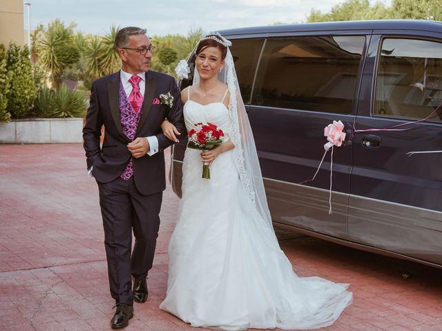 La boda de Jonathan y Rocío en Navalcarnero, Madrid 22