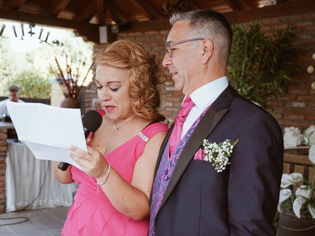 La boda de Jonathan y Rocío en Navalcarnero, Madrid 25