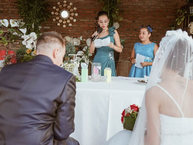 La boda de Jonathan y Rocío en Navalcarnero, Madrid 26