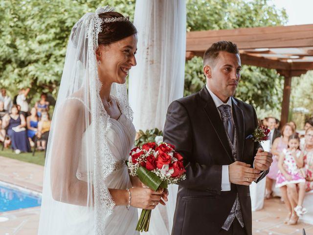 La boda de Jonathan y Rocío en Navalcarnero, Madrid 27
