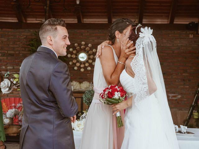 La boda de Jonathan y Rocío en Navalcarnero, Madrid 29