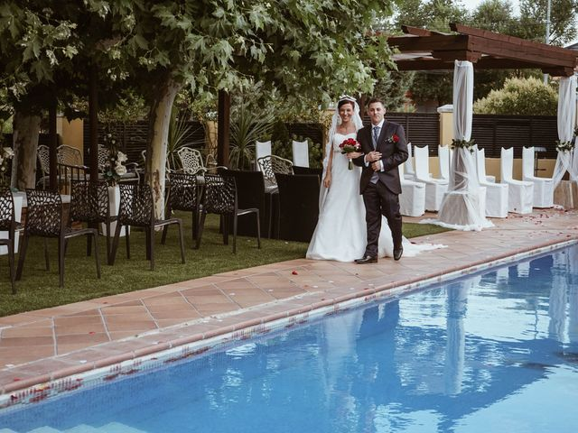 La boda de Jonathan y Rocío en Navalcarnero, Madrid 31
