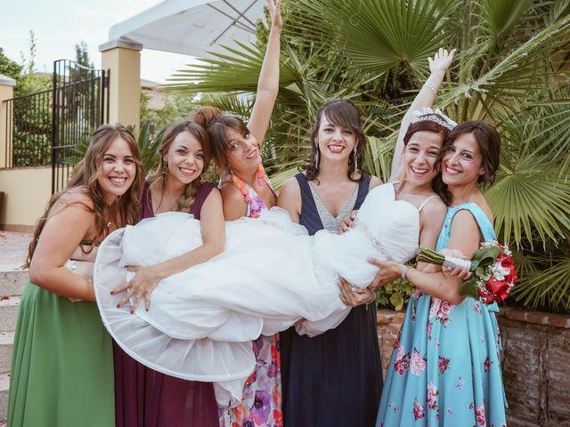 La boda de Jonathan y Rocío en Navalcarnero, Madrid 32